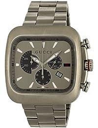 [グッチ]GUCCI 腕時計 グッチクーペ シルバー文字盤 YA131201 メンズ 【並行輸入品】
