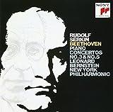 ベートーヴェン:ピアノ協奏曲第5番「皇帝」+第3番