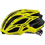 [オージーケー] カブト 自転車 大人用 ヘルメット FLAIR フレアー マットイエロー 211-0071