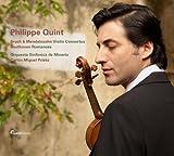 Mendelssohn: Violin Concerto Op.64; Beethoven: Romances No.1, No.2; Bruch: Violin Concerto No.1