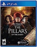 The Pillars of The Earth PlayStation 4 地球の柱 プレイステーション4 北米英語版 [並行輸入品]