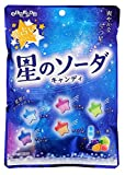 扇雀飴 星のソーダキャンディ 90g ×6袋