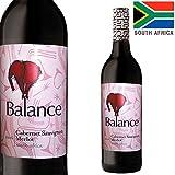 【お酒】 バランス カベルネ・ソーヴィニヨン メルロー(赤) 750ml  [Balance Cabernet Sauvignon Merlot] [南アフリカ・ウェスタンケープ]