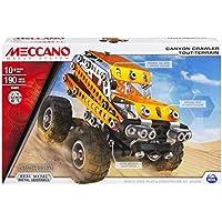 Meccano Canyon Crawler Model Set [並行輸入品]