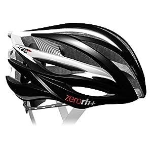 rh+(アールエイチプラス) ヘルメット ゼット・ダブリュー [ZW] ブラック-ホワイト  XS/M(54-58) 230g JCF公認 EHX6050 02