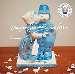 UNISON SQUARE GARDEN「東京シナリオ」のCDジャケット