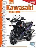 Kawasaki GPZ 500 S ab Baujahr 1986: Handbuch fuer Pflege, Wartung und Reparatur