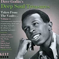 Dave Godin's Deep Soul Treasures: Taken From Our Vaults, Vol. 4 by Various Artists (2004-11-09)