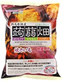 マンナンライフ 蒟蒻畑焼きいも味 25g×12個×12袋