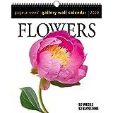 Flowers Page-a-Week Gallery 2020 Calendar