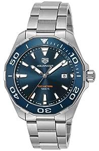 [タグ・ホイヤー] 腕時計 Aquaracer WAY101C.BA0746 メンズ 並行輸入品 シルバー