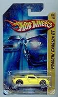 Hot Wheels 2007-008/223 初版 08/38 ポルシェ カレラ GT 1:64 スケール