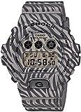 CASIO カシオ G-SHOCK Gショック シルバー グレー ZEBRA Camouflage Series ゼブラカモフラージュシリーズ メンズ 腕時計 新品 男性用 時計 DW-6900ZB-8 [並行輸入品]