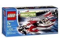 レゴ ワールドシティ 水上機 7214 Sea Plane