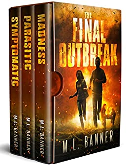 The Final Outbreak: An Apocalyptic Thriller by [Banner, ML]