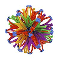 Tedco Toys M1335 Hoberman Mini Sphere Toy - Rings