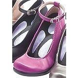 リゲッタ ウェッジパンプスシリーズ アンクルストラップ ヴィヴィッドピンク 【5: M 9cmヒール】 ファッション 靴 シューズ パンプス その他のパンプス top1-ds-1727128-ah [簡素パッケージ品]
