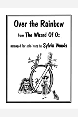 Over the Rainbow: Arranged for Solo Harp Paperback