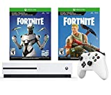 [Xbox One ] [Xbox One S Fortnite Eon Cosmetic Epic Bundle: Fortnite Battle Royale, Eon Cosmetic, 2,000 V-Bucks and Xbox One S 1TB Gaming Console with 4K Blu-Ray Player] (並行輸入品)