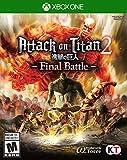 Attack On Titan 2: Final Battle (輸入版:北米) - XboxOne
