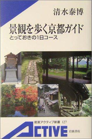 景観を歩く京都ガイド―とっておきの1日コース (岩波アクティブ新書)の詳細を見る