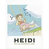 【Amazon.co.jp限定】アルプスの少女ハイジ Blu-ray BOX メモリアルボックス