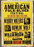 American Folk-Blues Fest: British Tours 63-66 / Va [DVD] [Import]