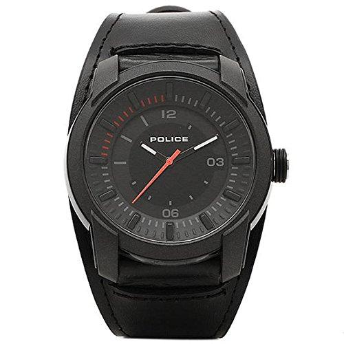 (ポリス) POLICE ポリス 時計 メンズ POLICE PL14438 JPGYB/02 APOLLO 5気圧防水 腕時計 ウォッチ BLACK [並行輸入品]
