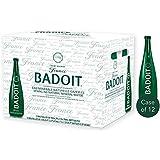 Badoit Sparkling Natural Mineral Water, 12 x 750ml