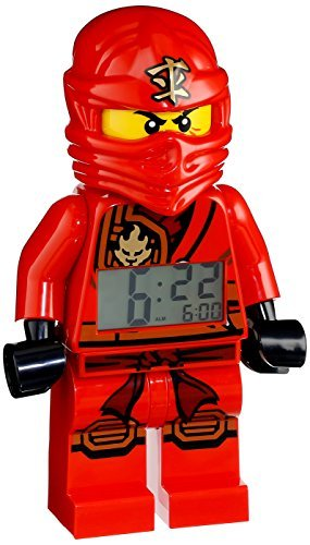 LEGO ニンジャゴー カイ アラーム時計 [並行輸入品]
