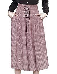 (アリスズピッグ) Alice's Pig スカート レディース クラシカルな編み上げ Lainey's Lacing M