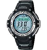 「CASIO 腕時計 SPORTS GEAR SGW-100-1ツインセンサー メンズ[逆輸入品]」販売ページヘ