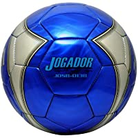 LEZAX(レザックス) サッカーボール 5号球 ブルー JDSB-0138