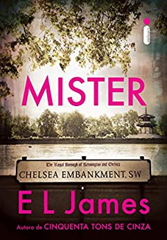 Mister (Portuguese Edition) by [James, E. L.]