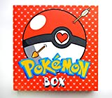POKEMON BOX ♥ LOVE EDITION ♥ WITH CHOCOLATE(チョコレート)! ♥ It's funny gift food will be a great holiday gift idea! 9 chocolate bars! (愛)