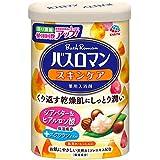 【医薬部外品】バスロマン 入浴剤 スキンケア シアバタ―&ヒアルロン酸 [600g]