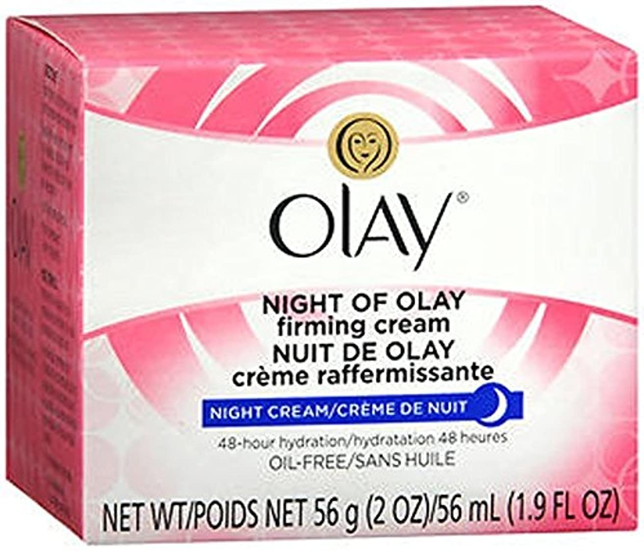 要求案件くNight of Olay Firming Cream