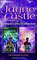 Jayne Castle Compact Disc Collection: Dark Light / Obsidian Prey