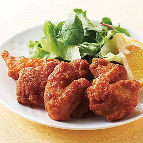 神栄)若鶏の唐揚げ(胸肉) 1kg(約40個入)