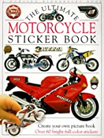 Motorcycle (The Ultimate Sticker Book)