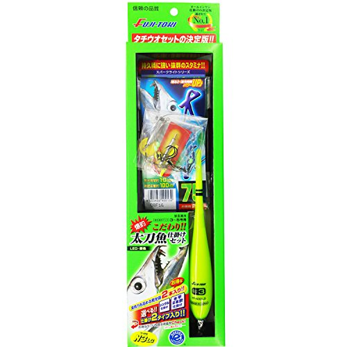 冨士灯器 太刀魚セット タイプN3 LG 緑