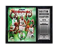 Encore Select 522–03NBAボストン・セルティックス2008ワールドチャンピオンLimited Edition写真Plaque