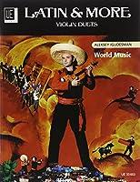 イグデスマン: ラテン & モア/ウニヴァザール社/2本のバイオリン