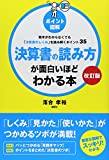 KADOKAWA/中経出版 落合孝裕 【改訂版】(ポイント図解)決算書の読み方が面白いほどわかる本 数字がわからなくても「決算書のしくみ」を読み解くポイント35の画像