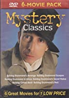 Mystery Classics Volume 1: Bulldog Drummond's Revenge, Bulldog Drummond Escapes, Bulldog Drummond in Africa, Bulldog Drummond's Secret Police, Bulldog Drummond Comes Back, Bulldog Drummond's Peril