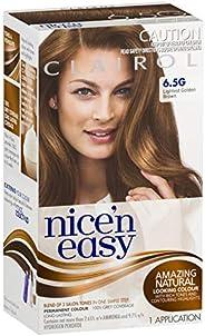 Clairol Nice'n Easy Permanant Hair Colour, 6.5g Lightest Golden Brown, 1 c