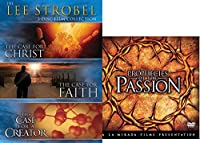 Lee Strobel Collection 3-DVD Set w/Prophecies of the Passion DVD