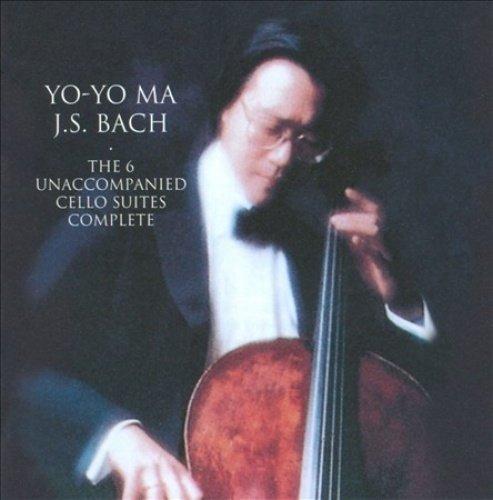 無伴奏チェロ組曲全曲 ヨーヨー・マ(1982)(2CD)