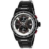 [HYDROGEN] 腕時計 OTTO CHRONO HW514405 メンズ ブラック