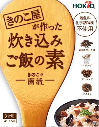 ホクト きのこ屋が作った炊き込みご飯の素(きのこで菌活) 1...